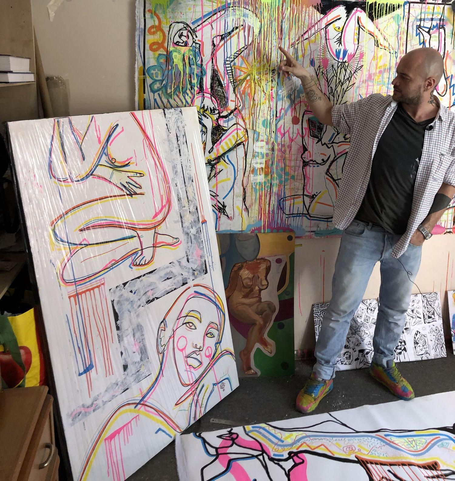Выставка работ молодых художников пройдет в Калининграде в рамках «АРТ-Мастерская XXI»
